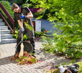 Hengartner & Jans AG Gartenpflege Weidstrasse