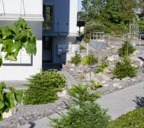 Hengartner & Jans AG Steingarten Rebenstrasse